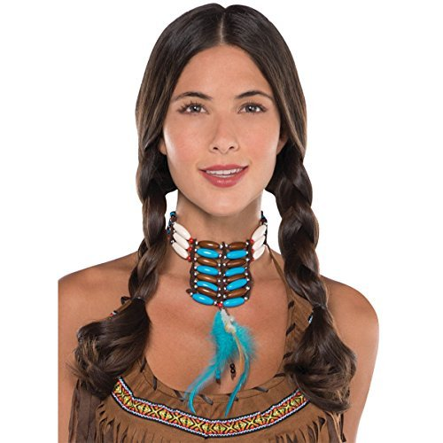 Deluxe Necklace Costume ()