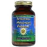 HealthForce Nutritionals, Intestinal Movement Formula, 120 Vegan Caps - 2pc
