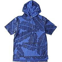 Crooks & Castles Mens Coca Cabana Knit Hoody Pullover Sweatshirt/Sweater