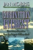 Coronation Everest, Jan Morris, 1580800475