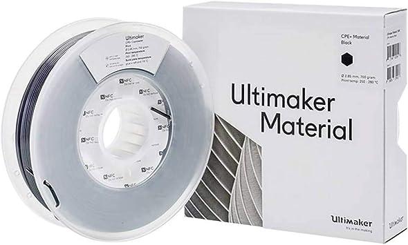 Filamento para Impresora 3D Ultimaker 1644 CPE+ Resistente a los ...