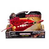 Dreamworks Dragons, How to Train Your Dragon 2 Movie Power Dragon Hookfang (Secret Flame Wing) Red