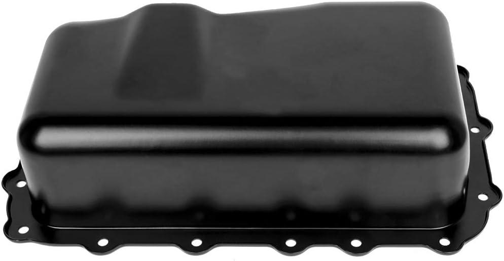 FINDAUTO 264-469 Engine Oil Pan for 2008-2010 Chrysler Town /& Country Dodge Grand Caravan 3.8L Oil Sump Pan Oil Drip Pan Oil Change Pans