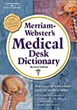 Merriam-Webster's Medical Desk Dictionary, Merriam-Webster, 1401811884