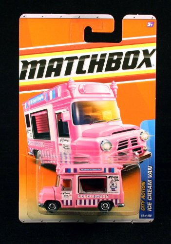 Mattel Matchbox City Action Truck - 3