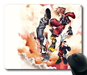 Kingdom hearts iii rectangle mouse pad by LZHCASE