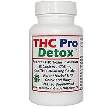 How to detox marijuana naturally