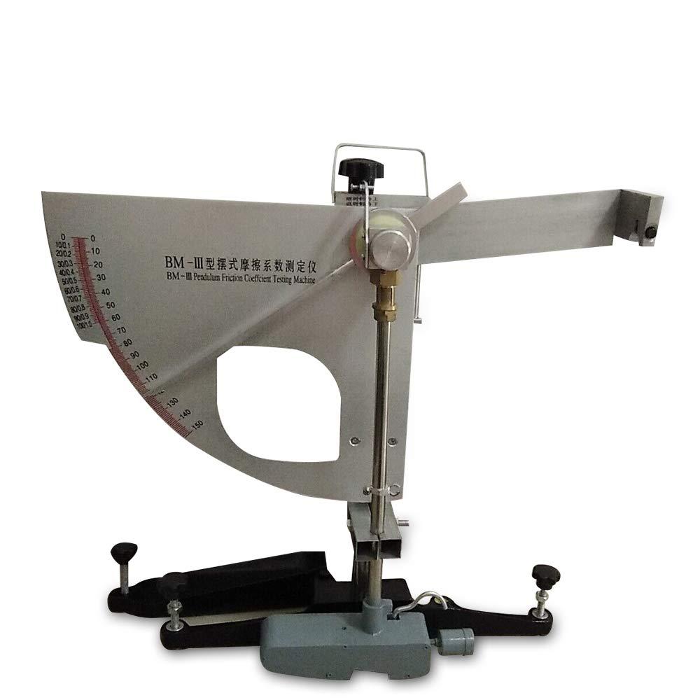 BM-3 Portable Skid Resistance Tester Pendulum Tester BM-III BM Series Pendulum Friction Coefficient Tester USA Stock by BOYU-SHITAI