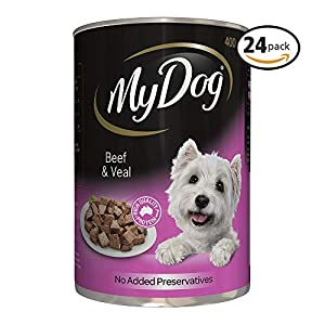MY DOG Food 400g Can 24 Pack Click on image for further info.