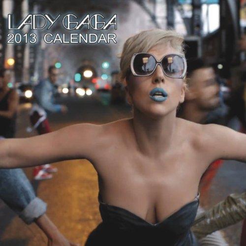 Lady Gaga 2013 Calendar