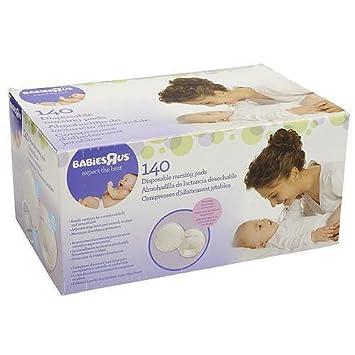 amazon babies r us使い捨て授乳パッド 140パック 母乳パッド