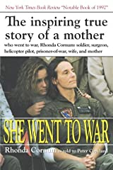 She Went to War: The Rhonda Cornum Story Paperback