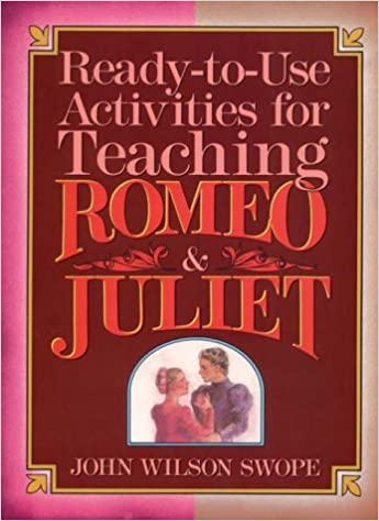 Amazon.com: Ready-To-Use Activities for Teaching Romeo & Juliet ...