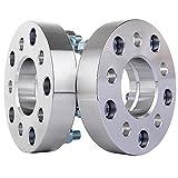 ECCPP Hub Centric Wheel Spacers Adapter - 2PCS 1.25