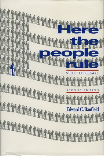 Here the People Rule: Selected Essays (Landmarks of Contemporary Political Thought)