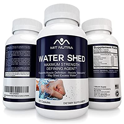 Water Shed - Maximum Strength Defining Agent by MIT NUTRA
