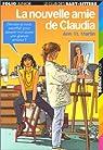La nouvelle amie de Claudia par Martin