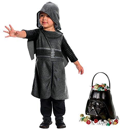 Rey Star Wars Costume Toddler (Star Wars Episode VII: The Force Awakens - Toddler Kylo Ren Costume)