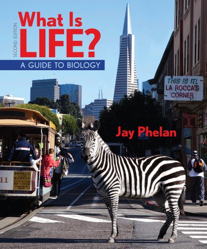 What Is Life? A Guide to Biology & Prep-U