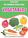 My Charming Board Books: Vegetables