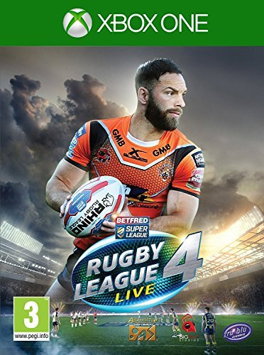 (Xbox One) (Rugby League)