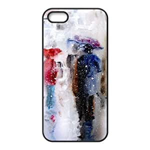 5S case,Snowing and Snowman 5S cases,5S case cover,iphone 5 case,iphone 5 cases