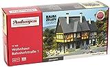 Auhagen - 12343 - Modélisme Ferroviaire - Bâtiment - Maison D'habitation À 1, Rue De La Gare