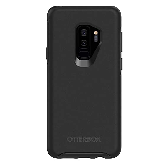 new style 233d7 deaa5 OtterBox Symmetry Series Case for Galaxy S9 Plus (77-58036) Black -  Certified Refurbished