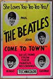 The Beatles Come To Town (1963) Original