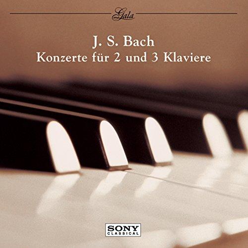 Bach Classical Piano - Bach: Concertos for 2 & 3 Pianos