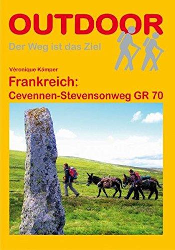 Frankreich: Cevennen - Stevensonweg GR 70 (OutdoorHandbuch)