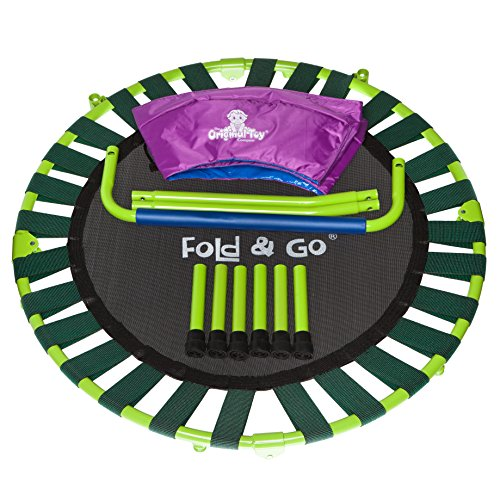Portable & Foldable Trampoline For Kids And Toddlers