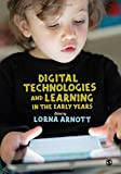 img - for Digital Technologies and Learning in the Early Years book / textbook / text book