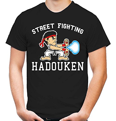Hadouken T-Shirt | Street Fighter | Kult | M5
