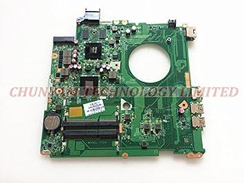 técnicas Liku 762532-501 para HP Pavilion 15-P serie madre del ordenador portátil DAY22AMB6E0 REV: E M260 A6-6310 2G placa base 90Days Garantía 100% ...