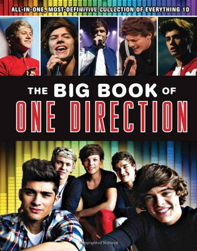 one direction book - 9