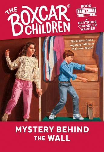 (Mystery Behind the Wall (The Boxcar Children Mysteries) )
