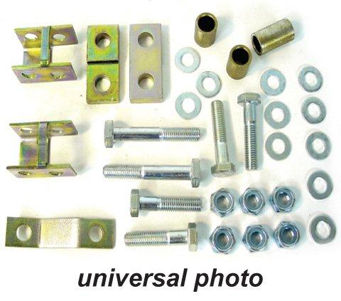 (High Lifter Lift Kit For Kawasaki Mule 2500, 3000, 3010, 3020 )