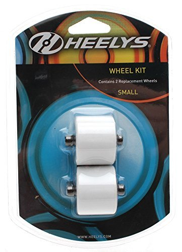 316fb23fe393c Amazon.com : Heelys Replacement Fats Wheels With ABEC 5 Bearings ...