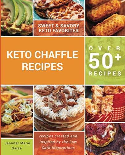 Keto Chaffle Recipes by Jennifer Marie Garza