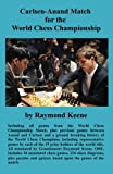 Carlsen-Anand Match for the World Chess Championship, Raymond Keene, 4871877515