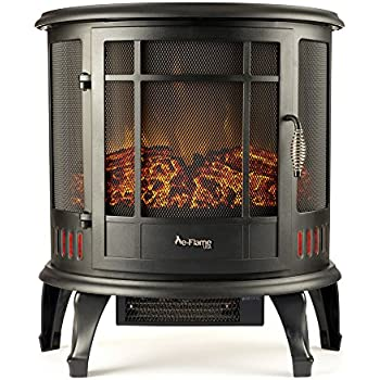 Amazon Com Regal Portable Electric Fireplace Stove By E