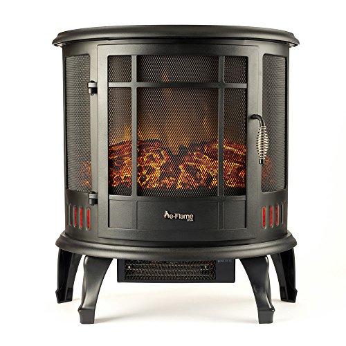 outdoor electric fireplace amazon com rh amazon com Contemporary Outdoor Fireplace Best Outdoor Electric Heater