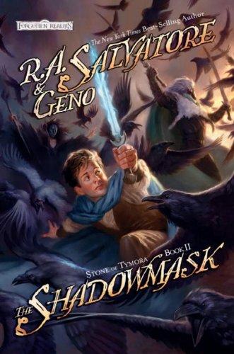 The Shadowmask: Stone of Tymora, Book II