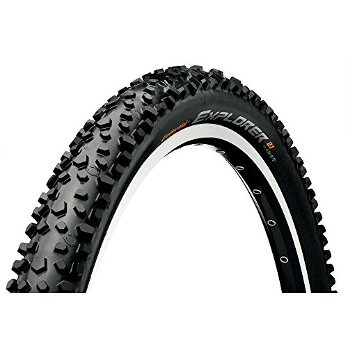 - Continental Explorer MTB Bicycle Tire (26x2.1)