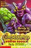 Return to Horrorland (Goosebumps Series 2000)