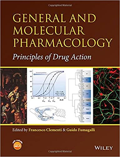 General and molecular pharmacology principles of drug action general and molecular pharmacology principles of drug action 1st edition fandeluxe Images