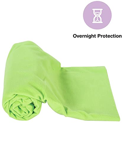 dc8ffcdfa45d Buy Mee Mee Breathable   Total Dry Sheet Protector Mat (Pista Green) Online  at Low Prices in India - Amazon.in