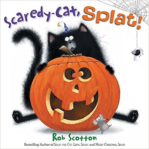 Scaredy-Cat, Splat! (Splat the Cat)