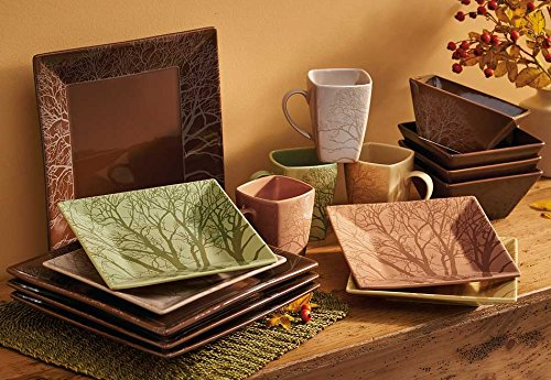 Among the Trees Dinnerware Set by Steve R. ()